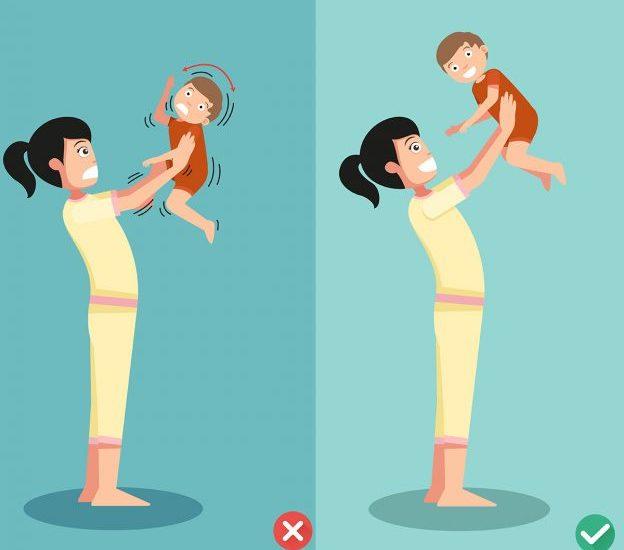 shaken baby syndrom
